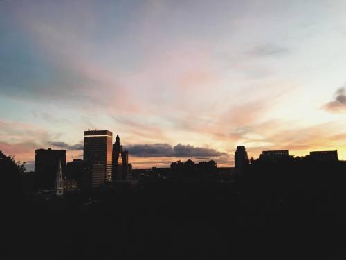 Oh, Providence. #iloveyou (at Prospect Terrace Park)