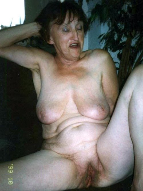 Old Grannys Pussy 14