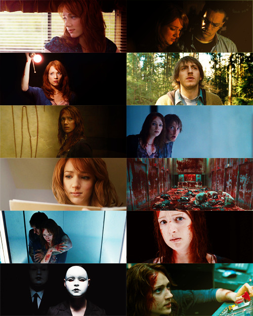 ssbuttcrack:  FAVORITES IN 2012     movies ☆ the cabin in the woods      amazing movie, highly recommend