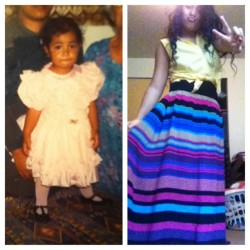 #TransformationTuesday Me  #grown #islandgirl #cutie