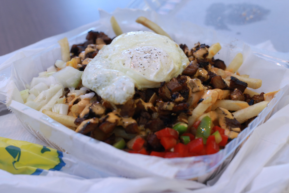 These Pork #Sisig Fries look great! #FilipinoEats