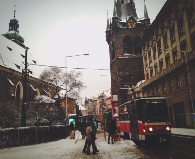 dailyliferoutines:  Prague, february 2013