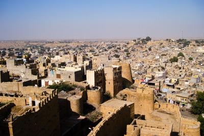 #jaisalmer, #india, #chamo_rojas, #photoset, #landscape, #cityscape, #brown, #rajasthan
