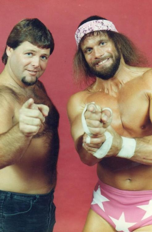 "hiropiter:  R.I.P. ""MACHO MAN"" Randy Savage and…"
