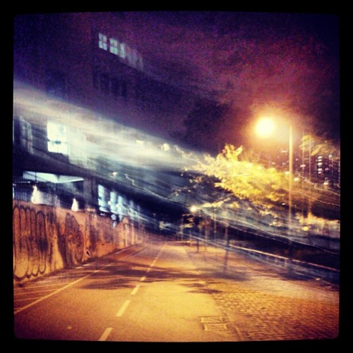一柳輕煙🌾 #hk #hongkong #night #light