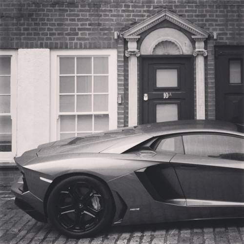 destructanddestroy:  #Lamborghini 10A (at Royal College of Art)