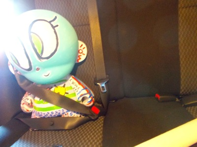 Delivered. Kidrobot Mega Munny Louisxxx Edition