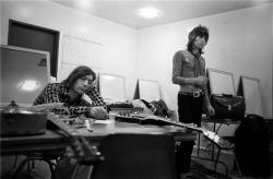 The Stones, Charlie and Keef