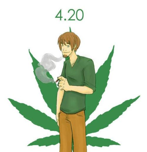 n-rwhalz:  xotiyac:  Shaggy was a stoner.  And he still is