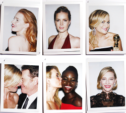 Too many people to tag ruthwilson genarowlands 2014 Golden Globes