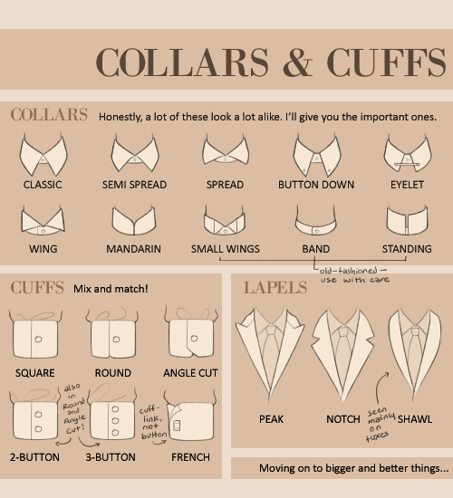 Let me show you a few things: AK's Guide to Suits & Ties