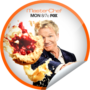 I just unlocked the MasterChef Fan sticker on GetGlue                      12107 others have also unlocked the MasterChef Fan sticker on GetGlue.com                  The competition is heating up, and so is your passion for MasterChef! You've liked the show and checked-in 5 times! Share this one proudly. It's from our friends at FOX.