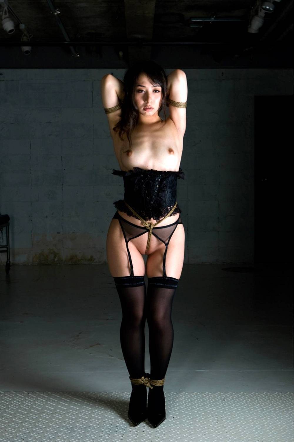 Simple yet effective rope bondage ★ Let's talk: My Discussion Forum