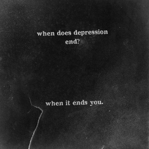 depression | Tumblr on We Heart It - http://m.weheartit.com/entry/50364809/via/jiaaan