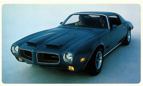 1970 Pontiac Firebird Formula 400 Hardtop Coupe by aldenjewell on Flickr.1970 Pontiac Firebird Formula 400 Hardtop Coupe