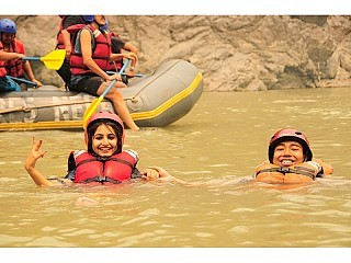 (via Rafting at Nepal (Trishuli) - My Holiday Nepal Blog)