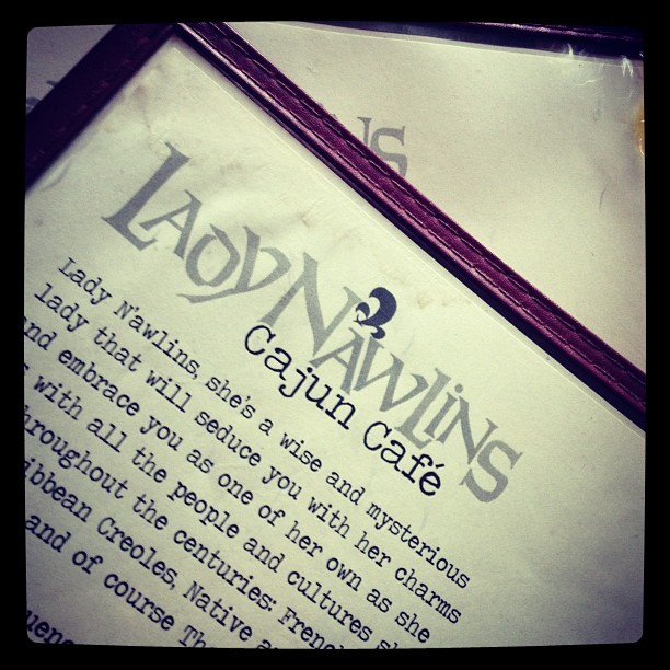 Dinner at my favorite place @aaronjcoriell #photos #richmond #rva #ladynawlins #nola #louisiana Can't wait to be back in New Orleans next month <3