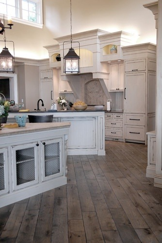 inspiring-design:  Country Kitchen