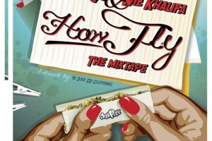 How Fly is a collaboration mixtape from Wiz Khalifa and Curren$y. Released August 9, 2009. I really like this mixtape beacause of the sound and the beats are just off the chain. Vocals by Curren$y and of course Wiz Khalifa. Its super Dope