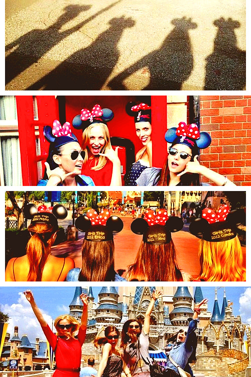 VD Girls - Disney World In Florida [1.09.2012]