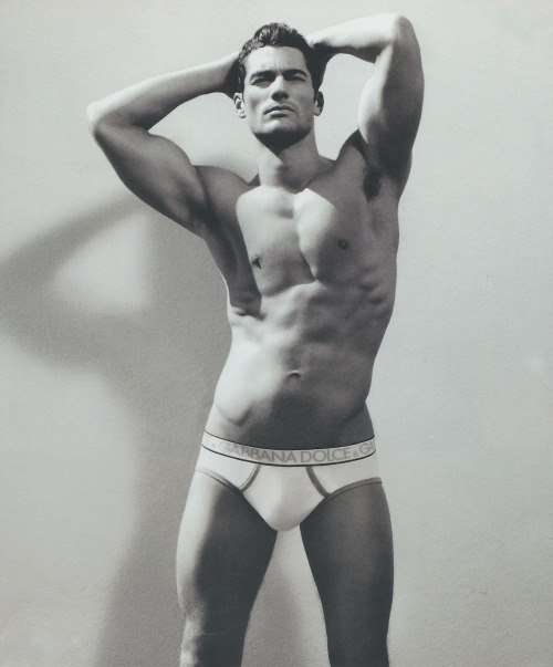 David Gandy for Dolce&Gabbana Underwear (previously unreleased image) @DavidGandyAsst