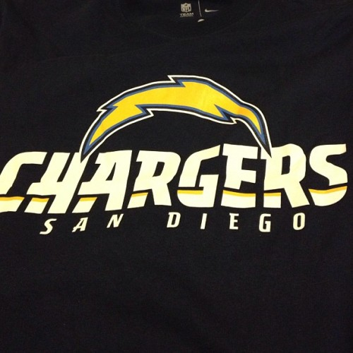 Good first day! 🏈 #internship #athletictraining #atslife #chargers #nfl