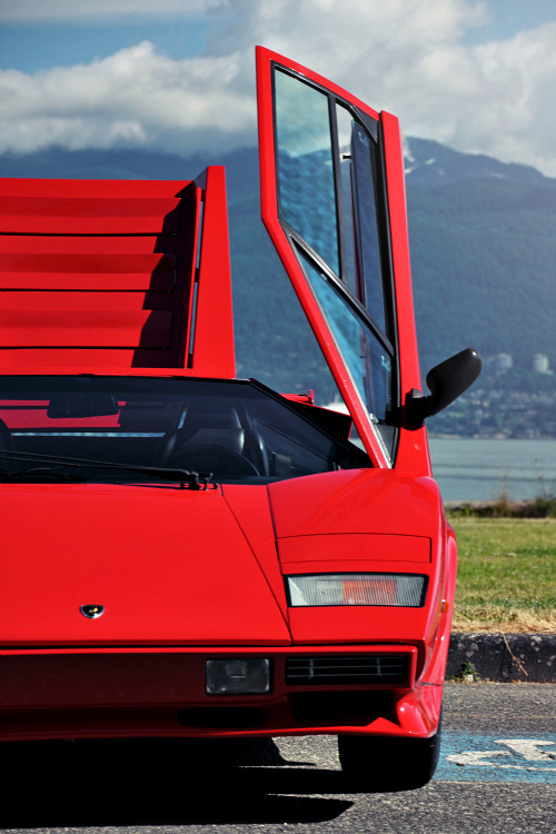 "fotc:  ""Lamborghini Countach"" By Dylan King Photography on Flickr"