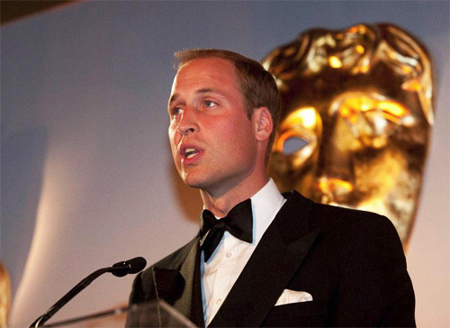BAFTA and Warner Bros. to support new Prince Wiliam Scholarships in Film, Television and Games This morning we launched the Prince William Scholarships in Film, Television and Games supported by Warner Bros. The scholarships will assist talented people in need of financial support to study a post-graduate course in one of the three industries.  To find out how to apply, head over to BAFTA.org.