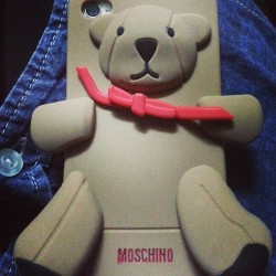 My lovely bear phone case!!!
