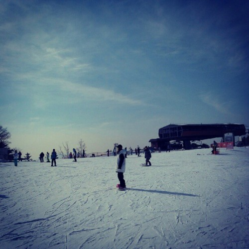 #snow #winter #snowboarding
