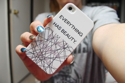 heartmeanseverythiiing:  Everything has beauty. But not everyone can see it.