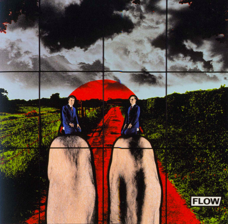 Flow, Gilbert and George, 1988