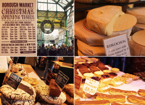 If you are visiting London then Borough Market is a must. We went rather hungry and found it quite a challenge choosing lunch. There is such a large selection from paella to gourmet chicken wraps or the more traditional pork belly sandwiches or a hearty pie. I settled on a lamb and mint burger which was probably one of the best burgers I have ever eaten. There is also a huge selection of sweet treats, pastries, cheeses, fruit and drinks. Definitely a highlight of our trip.