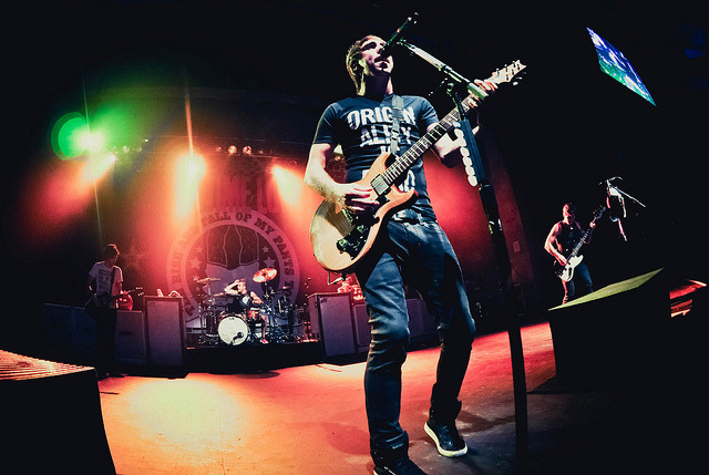 ineedtofindmywaybacktothestart:  All Time Low - Alex Gaskarth by Melissa Terry on Flickr.