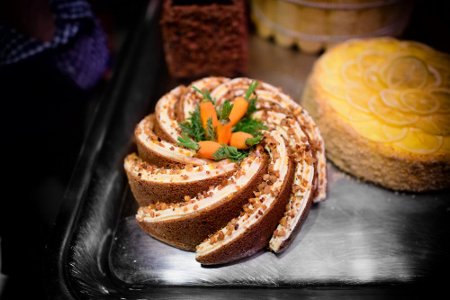 carrot cake photo by alwe