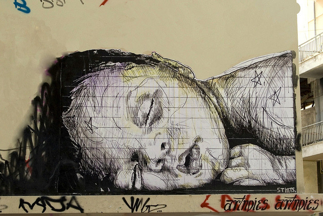 STMTS. by server pics on Flickr.A través de Flickr: Athens Street Art, Greece.