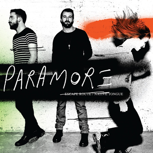 "fueledbyramen:  Paramore: Escape Route (Rdio-exclusive Bonus Track) ""'Escape Route' was one of the first songs we started writing but the last song we actually finished. It always had the ""classic"" Paramore guitar sound… With the opening riff and everything. We really felt a lot of pressure in the beginning of the whole process to write a song like this one… Then through finishing the album realized that that was not the right way to go about it. We all adore this song. We just felt like it might need to live in it's own space separated a little from the newer sounds we're toying with."" -Hayley Williams Click HERE to listen to Paramore including the exclusive bonus track 'Escape Route' on Rdio!  <3"
