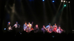 Old Crow Medicine Show, Shepherd's Bush Empire