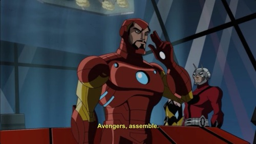 thesentencetrailsoff:  The Avengers: Earth's Mightiest Heroes