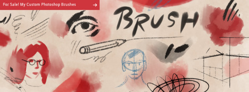 "mareodomo:  kyletwebster:  Kyle's Ultimate Brush Pack for sale here. Reminder - I will be including the ULTIMATE PASTEL BRUSH with all purchases moving forward. I have figured out how to make it part of the package and will do so on Monday. All of you who already purchased the brush set will simply have to click on the link in the forthcoming email and a complete new brush set will be downloaded including the new brush. Thanks again, so much, for your support!  Here are some testimonials: ""I'm usually hard to impress when it comes to brushes but these are really stellar. Might change how I use Photoshop even."" @meghunt ""I actually did a New York Times job last night using just your brushes. Seriously, I'm hooked!""@MrGash ""You don't need a million brushes to create in Photoshop. Kyle's 22 photoshop brushes are what you need. Simple and elegant.""@TimPaul_Illo ""Best 5 bucks I ever spent! In fact, have been using them all day, and I can now get exactly what I want from Photoshop.""@gabrielalborozo  oh worddddddd"