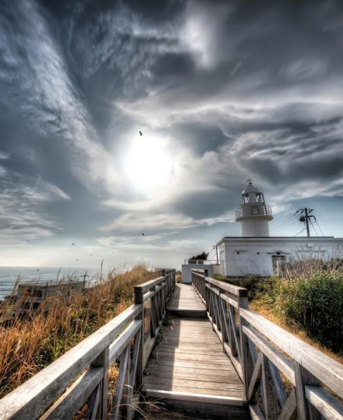 kathalex24:  Lighthouse - Jogashima - Japan