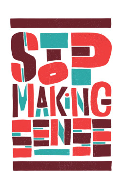 "superpreciousgallery:  ""Stop Making Sense""Vaughn Fender, CT