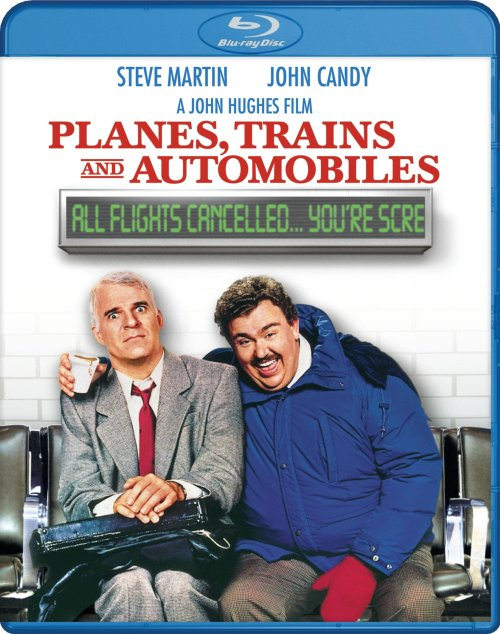 "Plains, Trains and Automobiles is both my second favourite Steve Martin film (The Jerk being the first), and second favourite John Candy film (Uncle Buck). I remember watching it often when I was younger and love it still to this day. It had been ages since I last watched it and thought it would be good to re-visit it. It was odd re-watching the film after having seen it in its entirety so long ago and only seeing TBS-edited airings in the mean time. The pacing of the film is much quicker than I remembered, and the film feels significantly ""shorter"". I would still put it up there with all the great comedies of the 80's, and although less ""iconic"", the film holds up exceptionally well. John Candy does such a great job getting under your skin and Steve Martin plays one of the best straight-man acts in the film, lending himself perfectly to Candy's abrasive personality. If you haven't seen Planes, Trains and Automobiles - you should. It's manageable and easy to digest and a great John Hughes film.  Buy it on Amazon.ca:Planes, Trains and Automobiles (""Those Aren't Pillows"" Edition) - DVDPlanes, Trains and Automobiles Blu-ray"