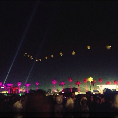 Bye, Coachella 2013. It's too bad I didn't get to have any of your chili cheese fries. #Coachella #TISCoachella