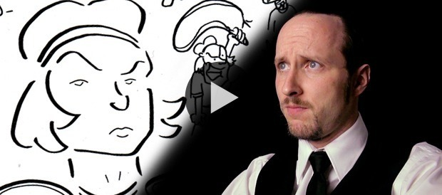 Doug Walker plays the role of the bartender at the Pixel Palace, a frequent haunt for video game characters. If Simon Belmont from Castlevania grabbed a pint after a long day, what would he tell his bartender?  That's the premise of Video Game Confessions. WATCH NOW ON BLIP: Simon Belmont