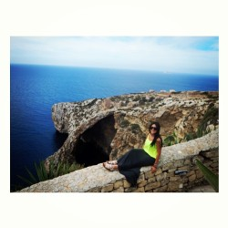 Blue Grotto #Malta  (at 🌀🌀🌀🌀🌀🌀🌀🌀🌀🌀🌀🌀)