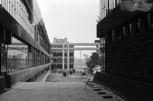 University of Leeds 1960s,  Chamberlin Powell and Bon