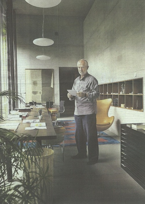 anasssimoes:  Todays is Peter Zumthor's 70th Birthday.