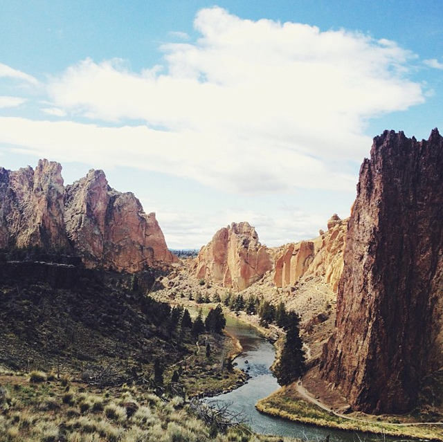 Friday Favorites - beautiful photos of Smith Rock State Park on Bliss Blog, and more. Have a wonderful weekend!
