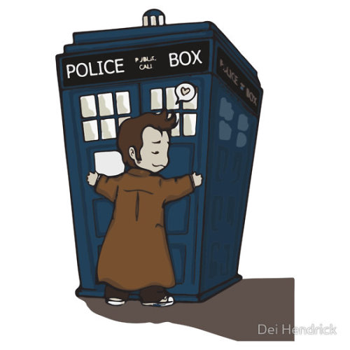 danielasynner:  Doctor Who - Police on The Box